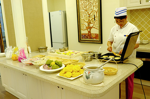 营养膳食专属服务,吃出健康与美丽
