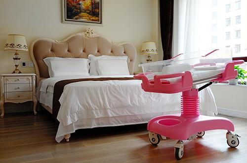 所有房型均为套房,带给您完美服务、尊贵享受